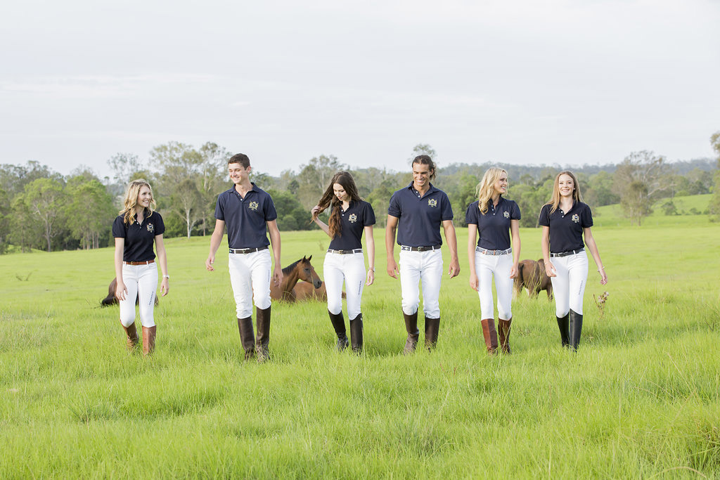 HHEquestrian – Polo Jeans